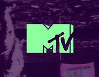 MTV –Various Short Animations