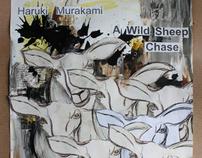 """Haruki Muracami """"A Wild Sheep Chase"""""""