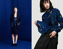 Julie Eilenberger AW14 Pattern Design