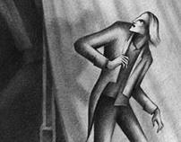 Illustrations for Alexandr Chayanov's Short Stories