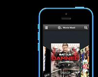 Movie Reviewer app.