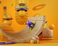 Rostelecom Olympic Promosite