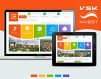 Real Estate webdesign