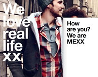 MEXX Brand Refresh