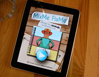 Mix me Fix me - Smartphone App.