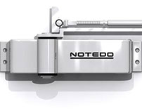 Door closer for Notedo