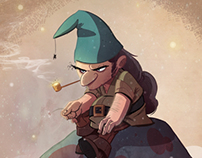 Gnome Away From Home