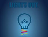 Earth Hour: Saida Mall