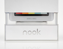 Nook e-reader for Barnes & Noble