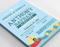 Anthony Raphael's Christening
