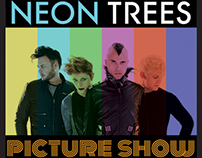 Neon Trees - Picture Show   Variant Media Design