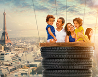 Goodyear | Family Holiday at France