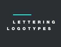 Lettering Logotypes Vol. 01