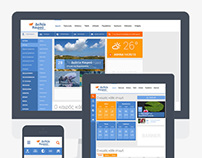Deltiokairou.gr - Responsive Website