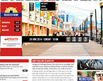 Triathlon Website