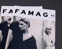 FAMAG - Editorial Design