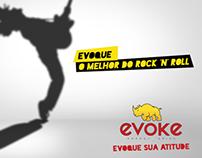Evoke Energy Drink - Evoque Sua Atitude