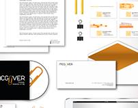 Corporate identity Mcgyver agency