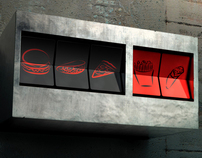 Ads for series(Lost, Prison Break, House M.d.)