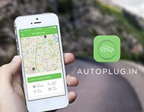 Autoplug.in - App Design