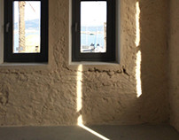 Windows: Photographic project + Building, Alghero (I)