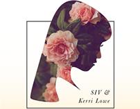Siv and Kerri Tour Poster