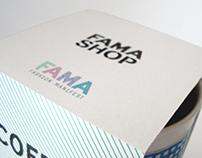FAMA SHOP - packaging design
