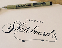 Hand Lettering - vol 2