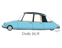 Iconic French Cars