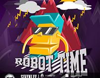 robot time