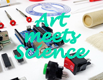 Art Meets Science (Tangible design)