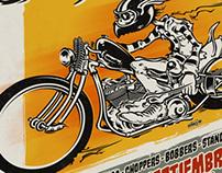 Valencia Custom Fest 2014 · Poster