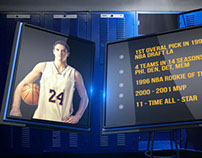 Complete On-Air Basketball Package