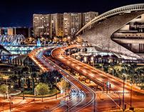 Valencia:science and art