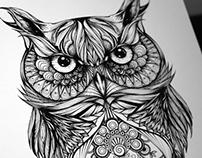 Gregor the Owl