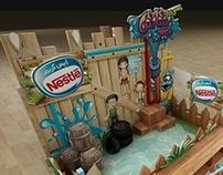 Kimo Rashash Booth (Nestle)