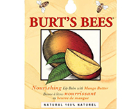 Burt's Bees Packaging Illustrations by Steven Noble