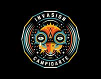 Invasion//Campidarte//Aquadrop