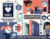 London Print Studio Posters