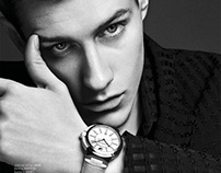 JEAN BAPTISTE MAUNIER for AUGUST MAN magazine