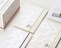 Mescla folder and catalogue