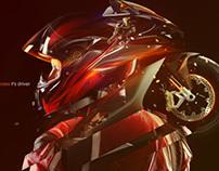 Agusta MV (A bike that choses it's driver)