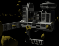 Space Station (Work in Progress)