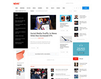 NEWS - Magazine WordPress Theme