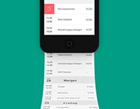 shortcut  - university app concept