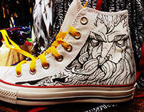 Converse Pop-In at Nordstrom