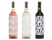Mondavi Art Deco Wine