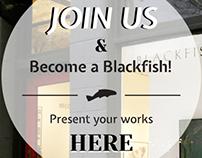 Blackfish Gallery - Marketing