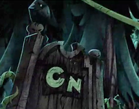 "CARTOON NETWORK ID ""HALLOWEEN SPECIAL"""
