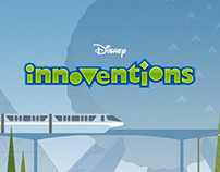 Walt Disney World: Innoventions